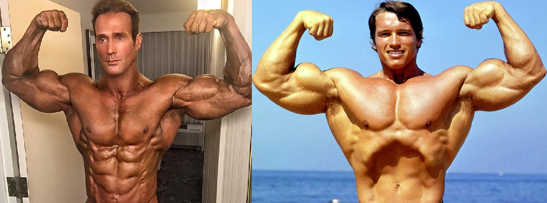 steroid body vs natural
