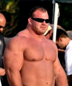 Is Mike O'Hearn on Steroids?Derek Poundstone Age
