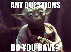 questions meme
