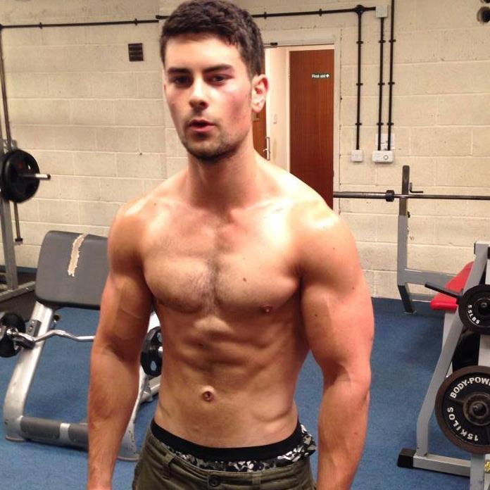 erny bodybuilder