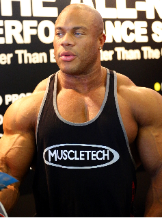 phil heath traps